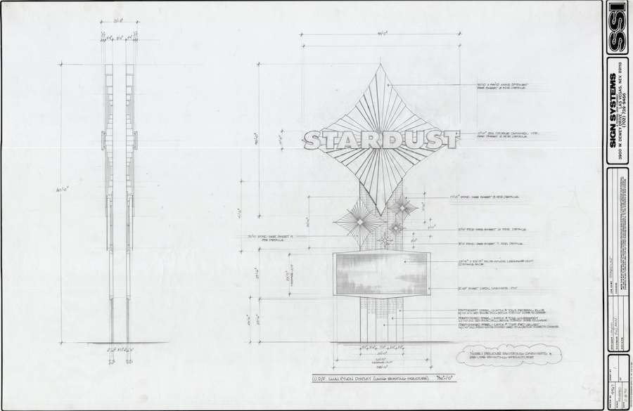 Drawing of Stardust, Melissa Metcalfe, Federal Heath Collection, 1990