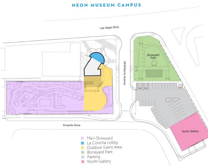 The Neon Museum Las Vegas The History Of Las Vegas Through Neon